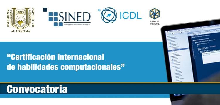 Certificación ICDL