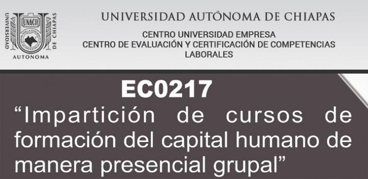 Curso de alineación al EC0217