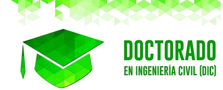 Doctorado en ingeniería civil (DIC)