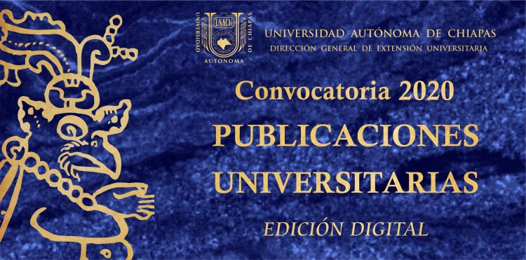 Convocatoria 2020 Publicaciones Universitarias - Edición digital