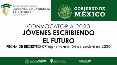 Jóvenes Escribiendo el Futuro 2020