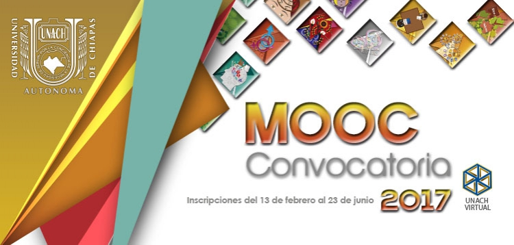 Convocatoria a Cursos Online Masivos y Abiertos (MOOC)