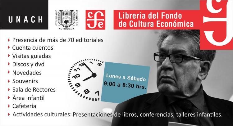 Libreria del Fondo de Cultura Económica