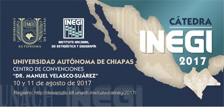 Cátedra INEGI 2017