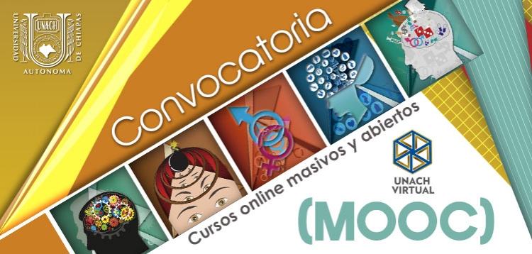 Convocatoria Cursos Online Masivos y Abiertos (MOOC)