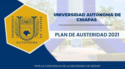 Plan de austeridad 2021