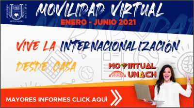 Convocatoria Movilidad Virtual 2021-1