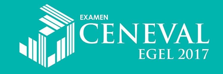 Convocatoria Examen Ceneval EGEL 2017