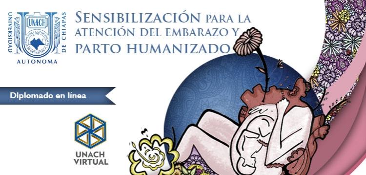 Diplomado de Sensibilización para la atención del embarazo y parto humanizado