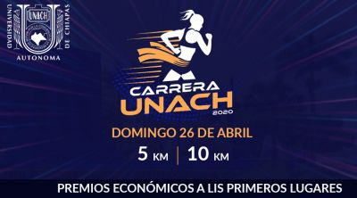 Carrera UNACH 2020