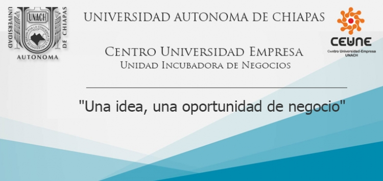 Convocatoria Una idea, una oportunidad de negocio