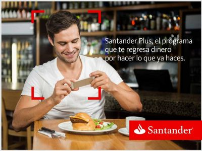 Beneficios Santander