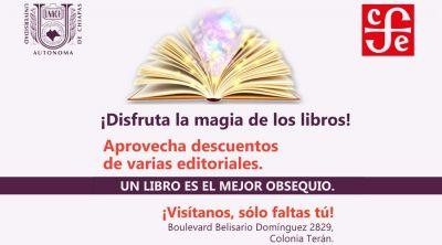 Un libro es el mejor regalo