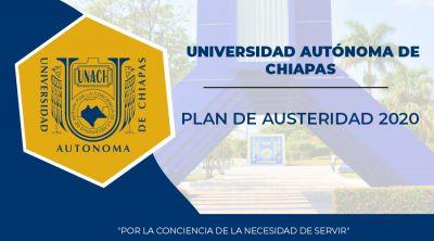 Plan de austeridad 2020